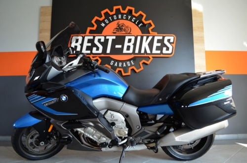 GWARANCJA !!! BMW K1600GT Stan Perfekt ! Niski przebieg JAK NOWY VAT 23% 2016r