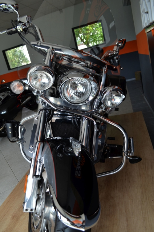 HONDA VTX1800 RETRO STAN PERFEKT MAX DODATKÓW !!! Niski Przebieg 2006r
