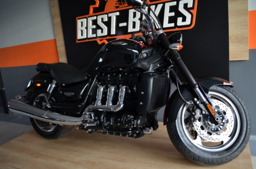 GWARANCJA !!! Triumph Rocket III Roadster NOWY! NOWY! NOWY! VAT23%