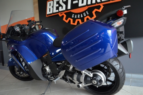 GWARANCJA !!! KAWASAKI GTR1400 ZG1400 Concours NOWY !!! PERFEKT !!! VAT 23%
