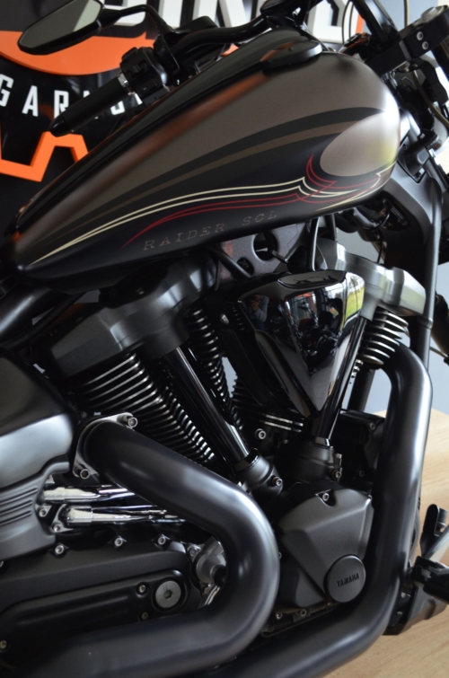 GWARANCJA !!! RAIDER SCL XV1900 LIMITED Nr 326 z 500 sztuk CUSTOM LINE ! jak NOWY! VAT 23%