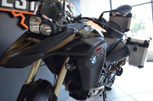 BMW F800 GS Adventure Salon Polska 1 Właściciel Stan PERFEKT 3x Kufry VAT 23%