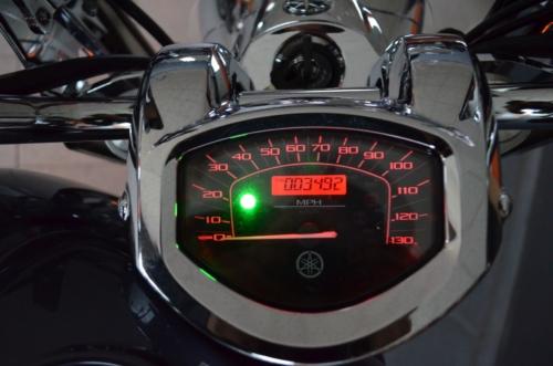 GWARANCJA !!! Midnight Star XVS1300 JAK NOWY! UBRANY!